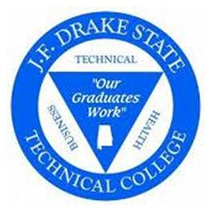 J F Drake State Technical College logo
