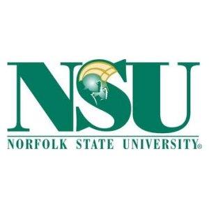 Norfolk State University logo