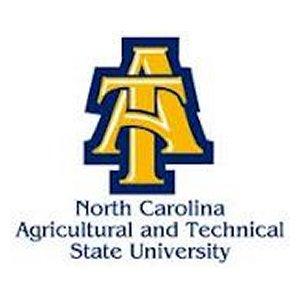 North Carolina A & T State University logo