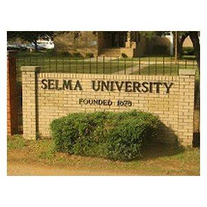 Selma University logo