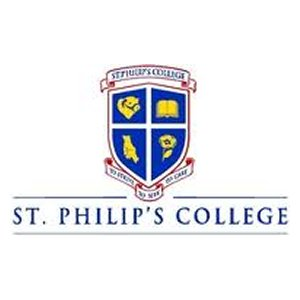 St Philips College logo