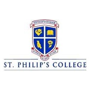 St Philips College logo