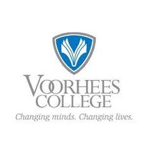 Voorhees College logo