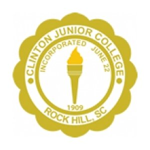 Clinton Junior College logo
